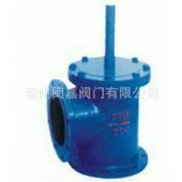 SSDF铸钢水上式底阀 铸钢水上式底阀