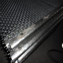 煤矿轧花网 铁丝轧花网 直线振动筛型号