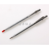 唐卓天然金刚石刻字笔水晶雕刻笔
