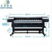 温州专业定制鼠标垫抱枕印花机 服装热转印机 数码印花机 运行平稳