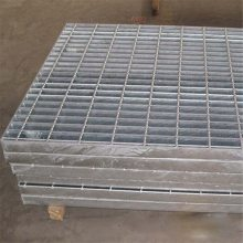 钢格栅板 钢格板规格型号 踏步板厂家