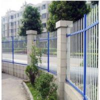 小区铁艺围栏网 小区塑钢护栏网哪里有卖的 一米多少钱 小区铁艺护栏多高