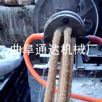 贵阳柴油机箱式膨化机 通达牌杂粮江米棍机价格 图片