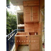 博豪石业阳台防腐木(吊顶、地板、花架),打造独具特色的私家花园