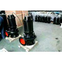 排污泵控制原理WQ25-8-12-0.75性能及参数