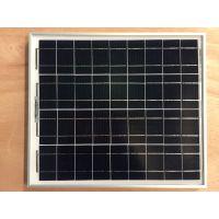 鑫鼎盛XDS-P-20 高效多晶硅A级组件 路灯板 20W太阳能光伏电池板