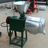 曲阜恒丰玉米磨粉机 全制动磨面机 粮食加工设备NN