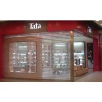 西安瑰宝厂家供应优质电动透明水晶折叠卷帘门设计安装维修保养