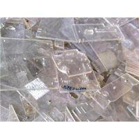 厦门高价回收废亚克力塑料边角料,透明亚克力板边角料回收