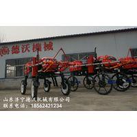 德沃牌四轮喷药机 自走式喷药机专业制造商