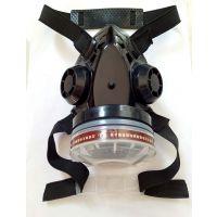 厂家直销大方牌102A单罐防毒口罩自吸过滤式活性炭口罩甲醛油漆专用