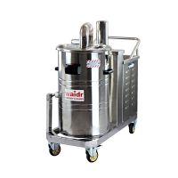 手推式不锈钢威德尔WX80/22工业吸尘器工厂车间清洁粉尘用吸尘器