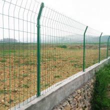 揭阳工地临时防护网规格 工厂库存双边丝护栏网促销 揭阳园林围栏网安装