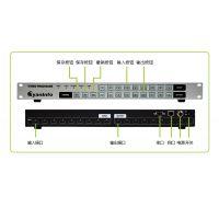 深圳-视频矩阵9进9出网络监控矩阵主机切换器
