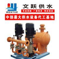 湖南长沙无负压变频供水设备 全自动不锈钢供水设备 市政自来水一体化供水设备