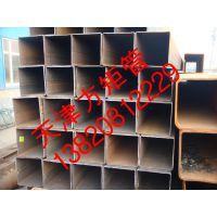 天津矩形钢管价格