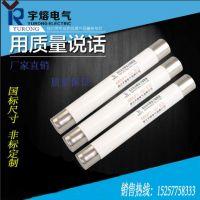 宇熔 XRNP1-12保护用高压限流熔断器 10KV高分断能力限流熔断器