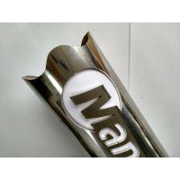 激光切管加工镂空Φ42*0.7*42L 不锈钢亮面管材激光三维切割加工