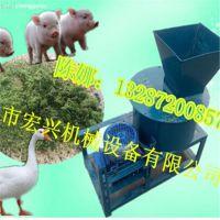 现货供应饲料打浆机 小型青草打浆机 猪饲料打浆粉碎机生产厂家