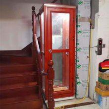 枣庄家庭用载人升降机/坦诺2、3层阁楼复式家用电梯定制厂家