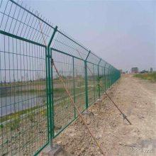 PVC学校围墙网 工程建筑护栏网 围栏价格