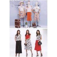 艾唯都16年夏装 女装品牌折扣尾货分份走份特价批发工厂