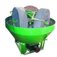 河南沈德900--1500节能环保的双轮滚汞碾应运而生