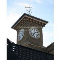 厂家加工定制康巴丝kts-15型微机型塔钟 户外建筑钟表
