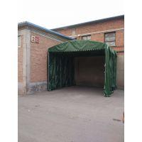 五环精诚夜市大型排档PVC雨棚活动伸缩式雨篷户外汽车遮阳蓬移动推拉帐篷