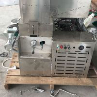 湛江米花食品膨化机 小型粽子机面粉膨化机配方