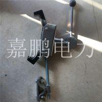 铁路梯车专用刹车器 质优价廉接触网卡轨器 防侧翻制动抓轨器