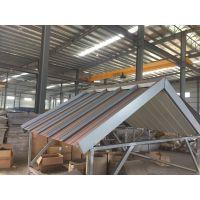 湖北直立锁边65型430铝镁锰板生产厂家,武汉铝镁锰
