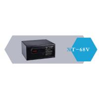 煊霆触摸屏保险柜XT-68V 家庭小型保险柜