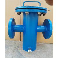 DN-65不锈钢水处理设备,直通平底蓝式过滤器,河南篮式过滤器专业生产