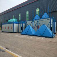 厂家直销脉冲布袋除尘器 建材木器厂专用袋式除尘设备