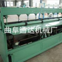旧衣物纺织机械 通达牌 直线电动引被机 果蔬覆盖棉被缝制机 通达热销