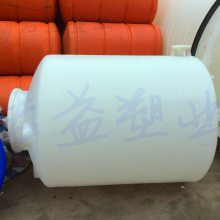 150L圆型加药箱滚塑一次成型,耐酸碱耐腐蚀