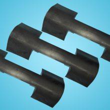 专业生产 矿用缆车抱索器衬垫衬皮衬块,缆车衬垫、猴车胶垫