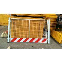 安全防护围栏@工地安防护栏@ 红白相间基坑护栏