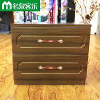 床头柜简约现代CTGM19大连板式家具工厂直销
