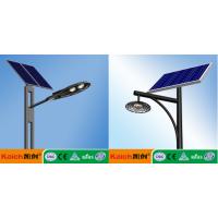 阴雨天气下容易受影响的太阳能路灯部件