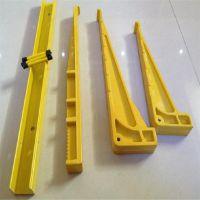 生产复合材料支架 批发预埋式电缆支架 承重高SMC玻璃钢支撑架 玻璃钢桥架