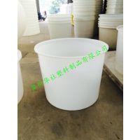 苏州塑料圆桶PE食品600L圆桶咸鸭蛋腌制桶厂家华社