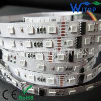 DMX512 DMX可编程幻彩灯带 景观专用灯带 24V 60灯