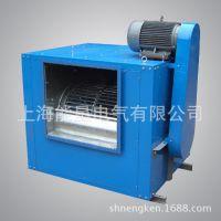 HTFC-22柜式离心排烟风机 上海能垦柜式排烟风机箱5.5KW