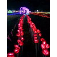 大型灯光节策划方案 LED灯光节景区生态园活动定制
