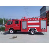 新款时风风顺双排4吨水罐消防车厂家直销