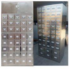 哈尔滨 齐齐哈尔不锈钢中药橱的多少价格 恒纳中药柜质量怎么样