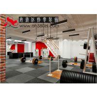 合肥健身房装修设计 心动不如行动