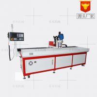杰奥拓普塑胶板自动钻孔机 自动排位 卧式数控钻床 多米厂家生产